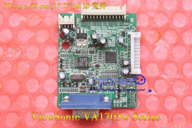 Free Shipping>Original 100% Tested Work VA1703w Driver Board 2B18-4612-2020 Mainboard