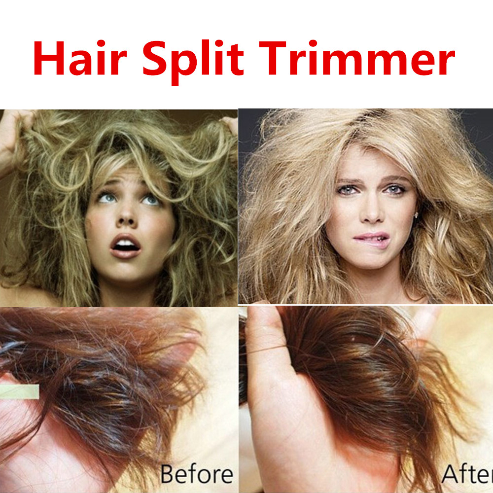 Hair Split Trimmers for Hair Split Problems Hair bifurcation Trimmer Professional Hair Clipper split