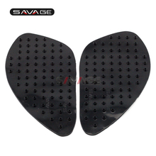 For DUCATI MONSTER 659 696 796 1100 S EVO Motorcycle Tank Traction Pad Anti slip 3M