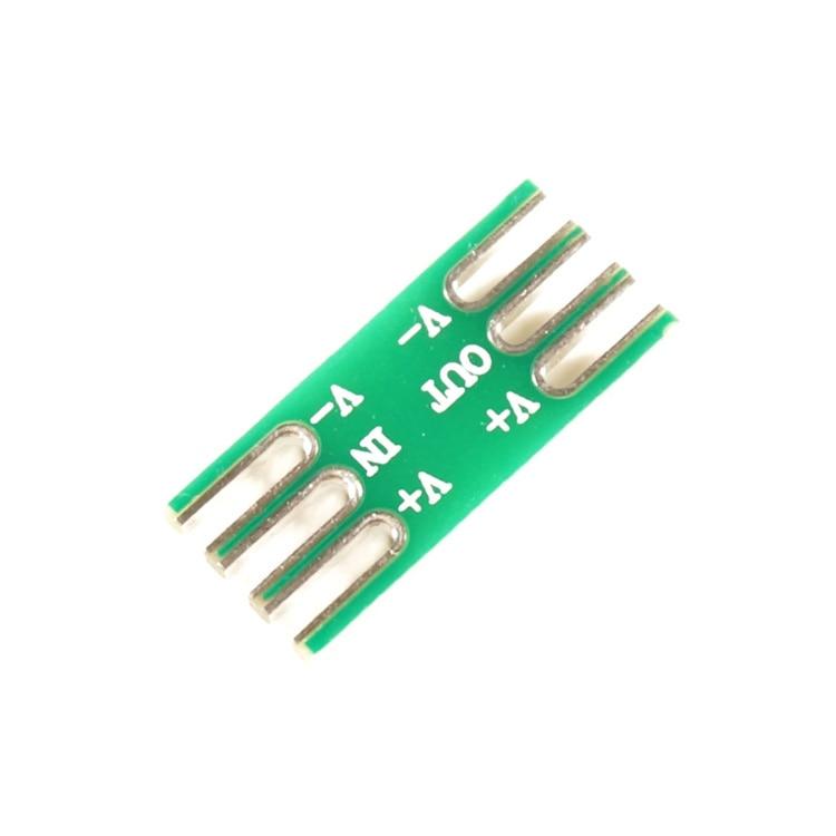 Sensor de Proximidade Sensor de Módulo de Conversão de Nível de Sinal de Saída de Alta e Baixa do Plc Módulo de Relé Npn para Pnp para Npn Fotoelétrico Alta e Baixa do Plc 5 Pcs de
