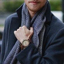BOBO BIRD Brand Calendar Watch With Quartz Movement And Wooden Strap Wristwatches Dress Watch relogio B-O26