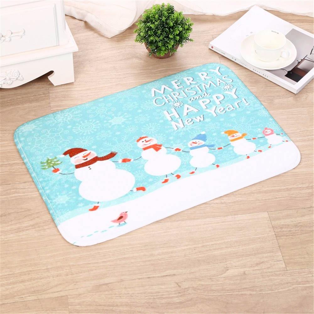 Aliexpress.com : Buy FS5 Christmas Welcome Doormats Indoor
