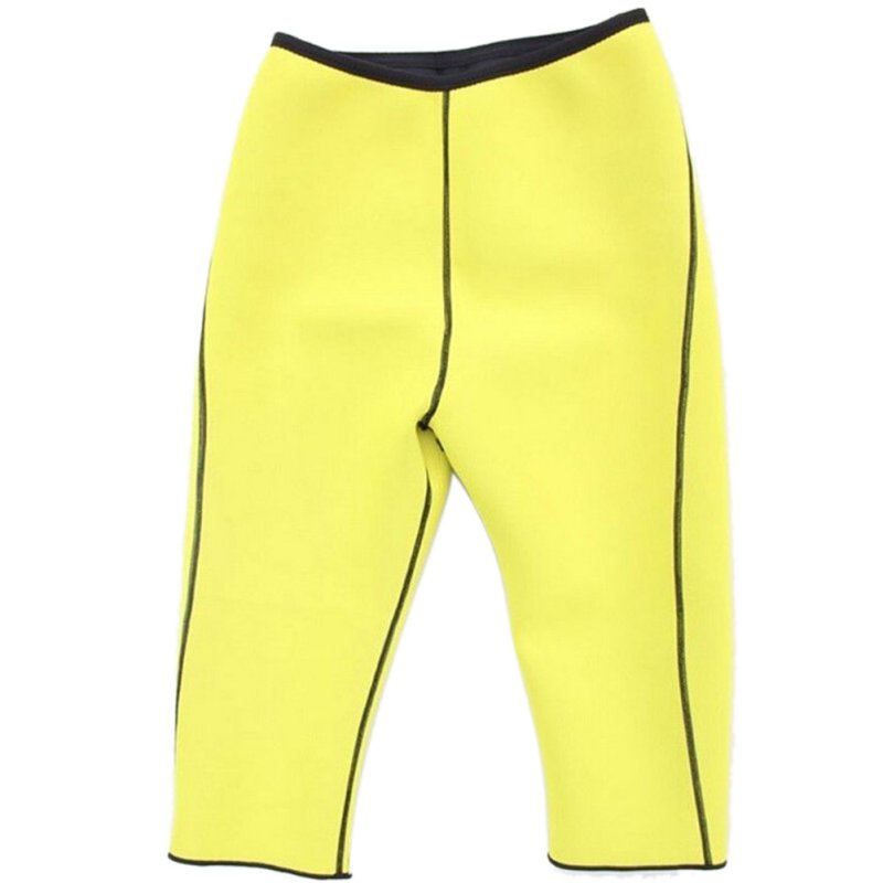 Black Women High Waist Shape wear Slim Body Control Short Pants Trousers