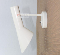 Modern Louis Poulsen Arne Jacobsen Led Wall Lamp AJ Home Decor Iluminacion Interior Creative Sconce Bedroom Wall Fixtures E27