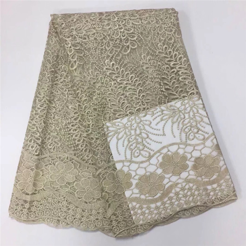 African Tulle Lace Fabric 2018 African French Lace Fabric High Quality With Stones Nigerian Embroidery Tulle French Lace !YD1014African Tulle Lace Fabric 2018 African French Lace Fabric High Quality With Stones Nigerian Embroidery Tulle French Lace !YD1014