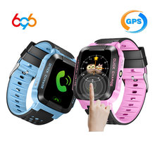 696 Y21G Bluetooth Smart Watch Real Time Security Tracker GPS AGPS LBS Life Waterproof app:Setracker(China)