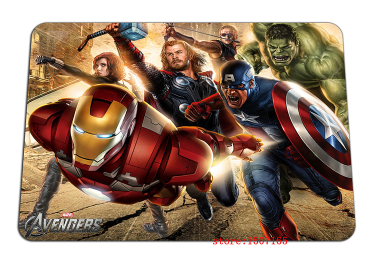 9 size movie best The Avengers mouse pad HD Wallpaper large pad to mouse computer mousepad gift gaming mouse mats to mouse gamer