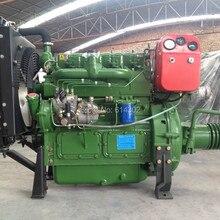 ZH4100P фиксированная мощность 40 кВт/2000rmp weifang дизельный двигатель с соединением сцепления