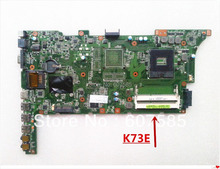 For ASUS K73E 60-N3YMB1000Y Motherboard Mainboard K73SD REV:2.3 Fully Tested free shipping
