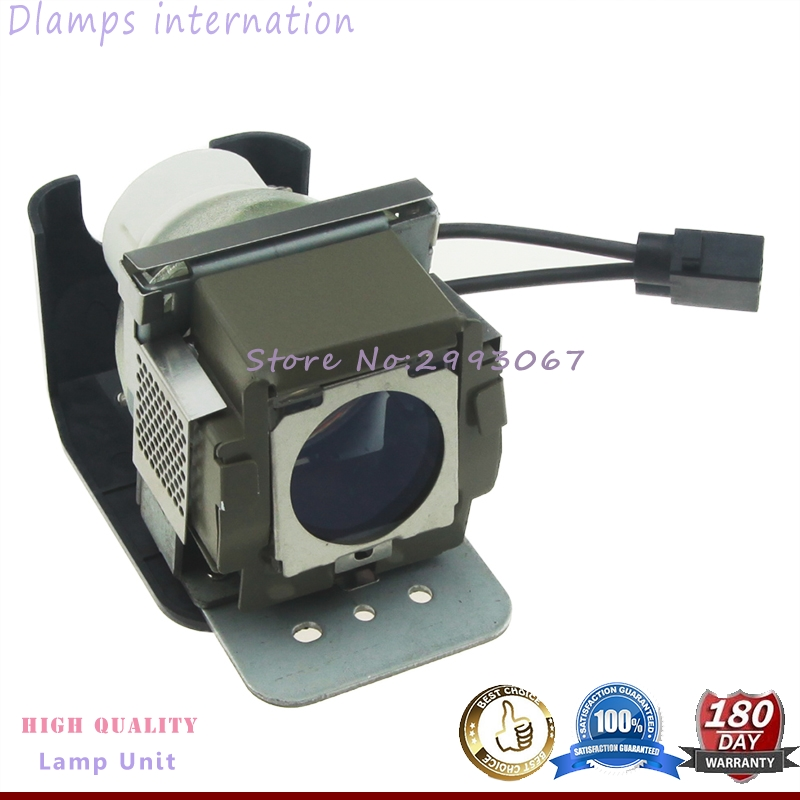 High quality 5J 01201 001 Replacement projector lamp bulb with housing for Benq MP510 Projectors with