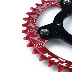 Image 5 - E אופני שרשרת גלגל טבעת עכביש מתאם בורג 104 BCD 32T 34T 36T 38T עבור bafang BBS01B BB0S2B BBS01 BBS02 מנוע חשמלי אופניים