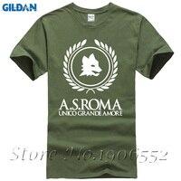 T-Shirt ROMA RZYM JAK ULTRA ITALIA Italie Associazione Sportiva JAK Fani Camiseta Serie A Totti Roma Czerwony Wilk El Shaarawy Perotti