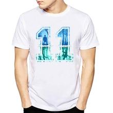 2018 New Summer Stranger Things t-shirt Punk 11 eleven T shirt Men Hipster Street wear tees Cool Tops