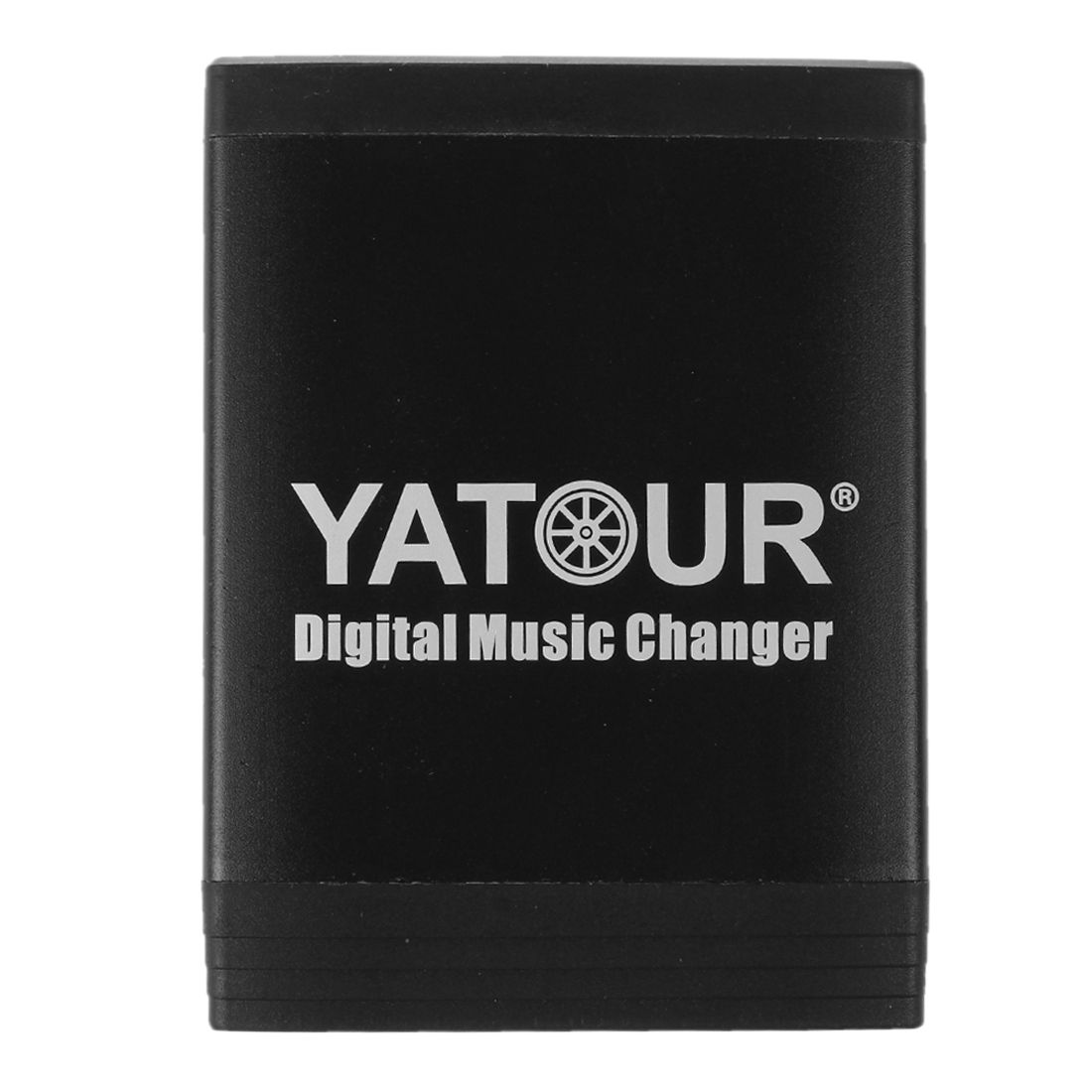 YATOUR Digital Music Changer for BMW 3pin+6pin Trunk Connector USB Sd AUX Mp3 Adapter