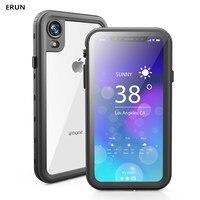 Case for iphone X 5.8 6.1 6.5 waterproof case New 4 waterproof case
