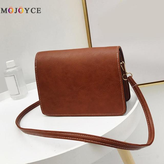 PU Leather Vintage Pearl Women Handbags Retro Sling Shoulder Bag for Girls Casual Female Crossbody Bag 3