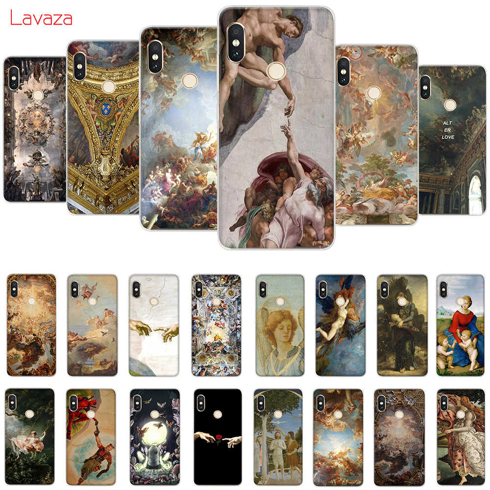 Lavaza Palace of Versailles Hard Case for Huawei Mate 10 20 P9 P10 P20 Lite Pro P smart for Honor 8X 10 Lite Cover