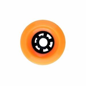 Image 4 - Roues de Skateboard électrique de 90mm, 1 pièce, roues en polyuréthane avec engrenage, roues de planche à roulettes Longboard, dureté SHR83A 90x52, rebond élevé
