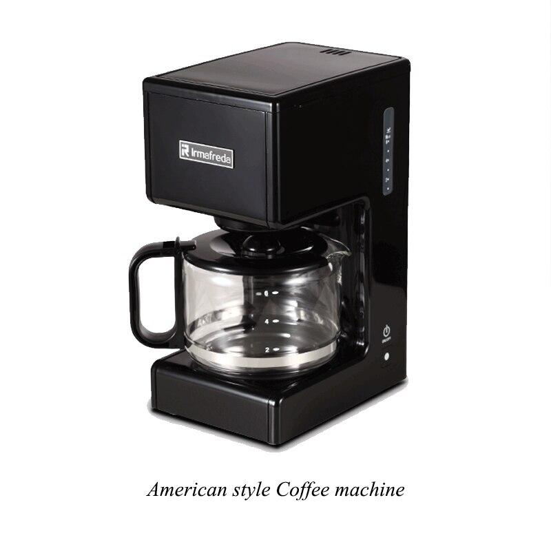 Home Intelligent Fully automatic American style Coffee machine Drip type IR-8171 цена
