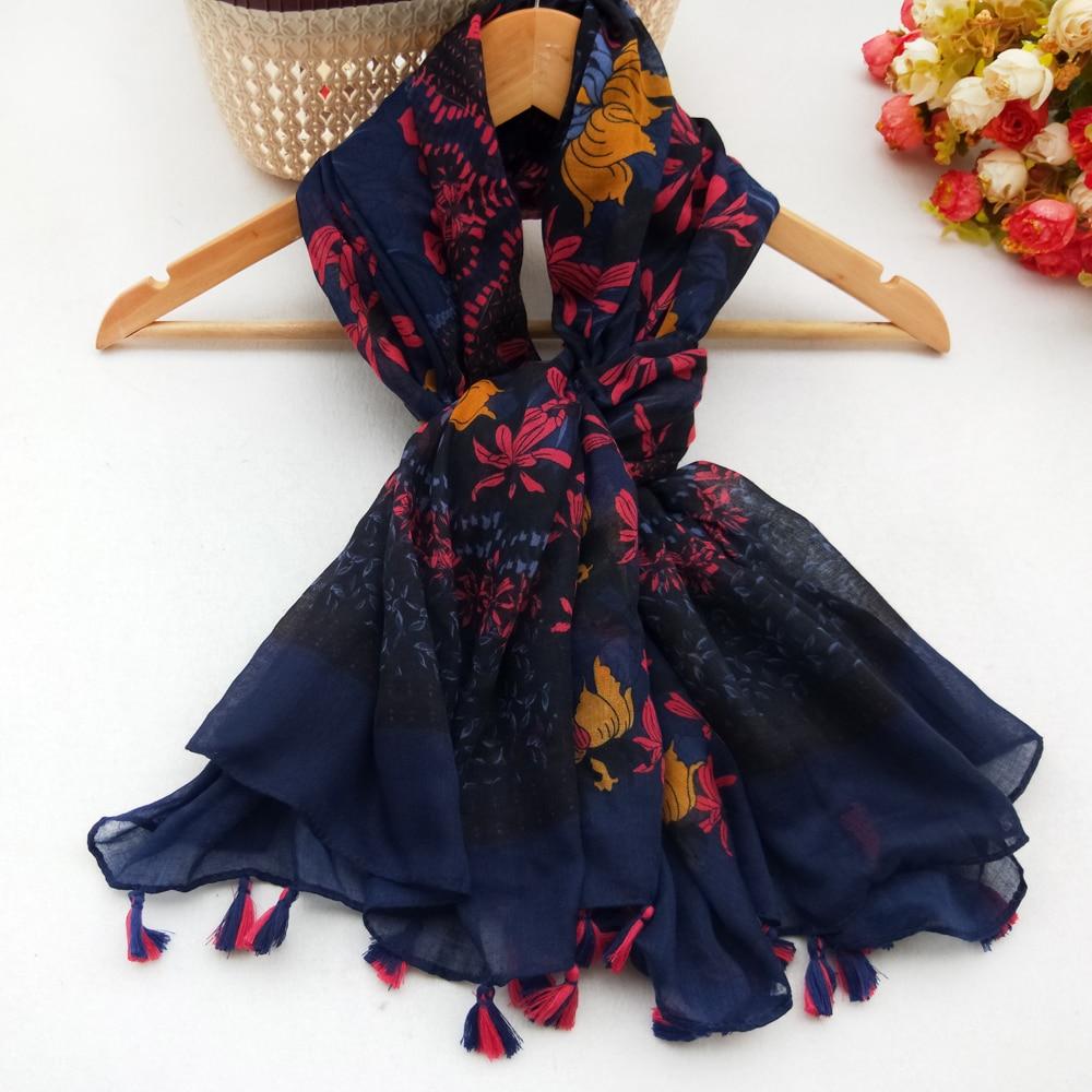 2018 Neue Floral Druck Neue Design 2018 Silk Schal Frauen Krawatte Luxus Marke Schal Tasche Bänder Mode Kopf Schal Kleine Lange Schals Bekleidung Zubehör