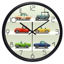 voiture horloge murale achetez des lots à petit prix voiture