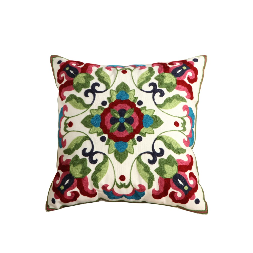 5pcslot pillowcase cushion cover National style