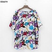 16 Kinds Of Style 2019 Summer Spring Fashion T Shirt Harajuku Kawaii T Shirt Floral Tshirt Funny Colorful T-shirt
