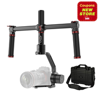 Original MOZA Air 3 Axis DSLR Gimbal Handheld Stabilizer Dual Handle Case For Canon SONY A7