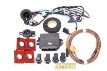 OEM Rear OPS 4K Park Pilot 4 Parking Sensors Kit For Volswagen Golf 6 MK6 Jetta 5 MK5 Passat CC