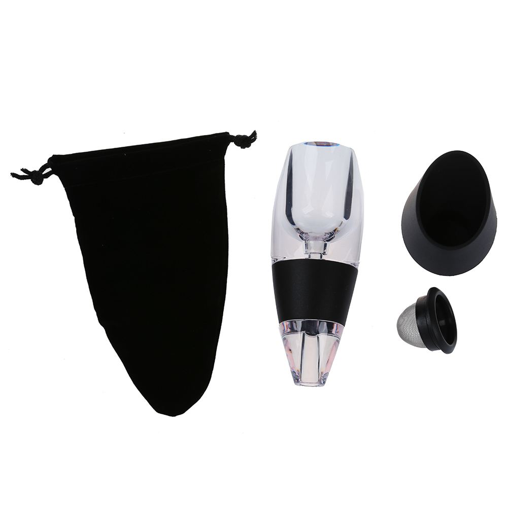 ALIM Wine decanter aerator pourer wine pourer Wine Breather booth filters