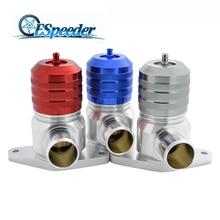 Espeeder 5.8 фунтов/кв. дюйм весной предохранительный Клапан BOV для Subaru Turbo удар Клапан для 3 цвета удар свалка Blow Off автомобильный адаптер Клапан
