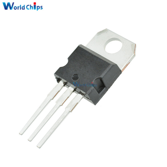 10pcs lm7805 l7805 7805 voltage regulator ic 5v 1 5a to 220 in rh aliexpress com