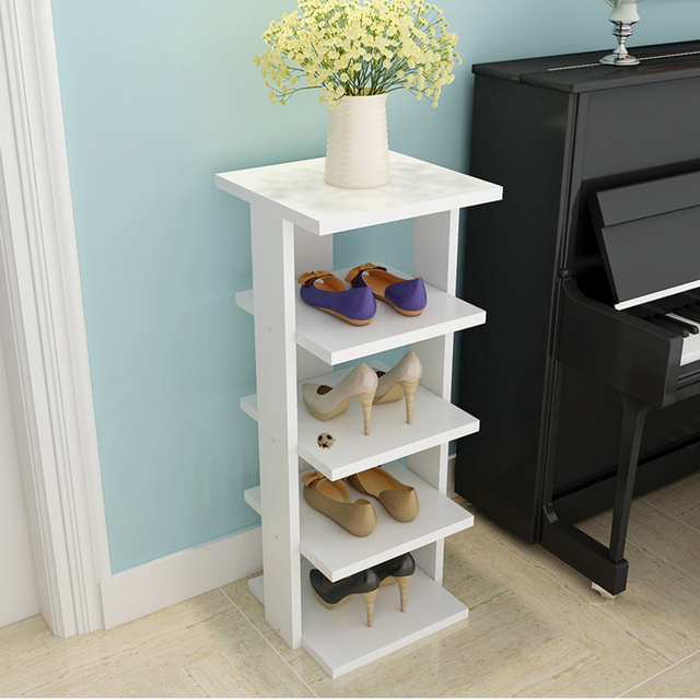 Superieur Simple Shoe Rack Living Room Multi   Storey Dustproof Storage Frame Simple  Shoe Cabinet Creative Home