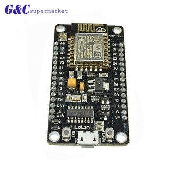 ESP8266 NodeMcu V3 moduł bezprzewodowy WIFI złącze Micro USB pokładzie rozwoju CP2102 podstawie ESP-12E