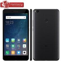 Global Version Xiaomi Mi Max 2 5300mAh Snapdragon 625 Octa Core 4GB RAM 64GB ROM 1080P 12MP Fingerprint ID MIUI 8.5 6.44″ Screen