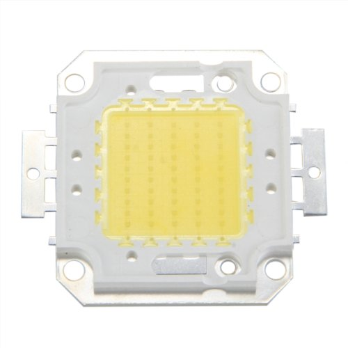 High Power 50W LED chip bulb light lamp DIY White 3800LM 6500K