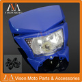 Универсальная мотоциклетная фара для Yamaha YZ400F YZ426F YZ450F WR125 WR250 WR250F WR426F  для мотокросса