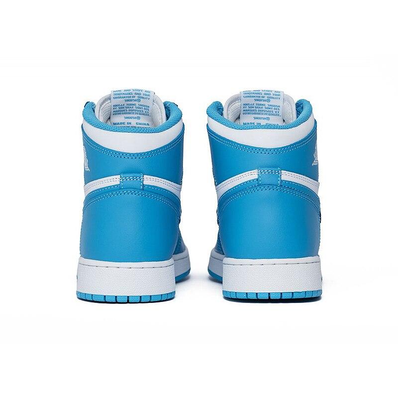 Nike Air Jordan 1 Retro High OG UNC Joe AJ1 Men s Basketball Shoes  Sneakers 70e65a3c2