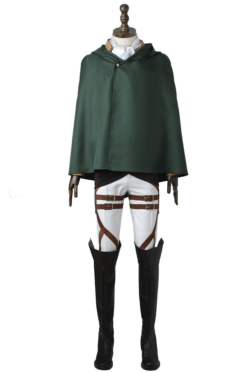 Attack on Titan Cosplay Costume Levi Rivaille Rival ...