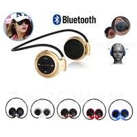 High Quality Portable Mini Sport Wireless Bluetooth 3 0 Handsfree Stereo Headset 503 Neckband Headphone Earphone