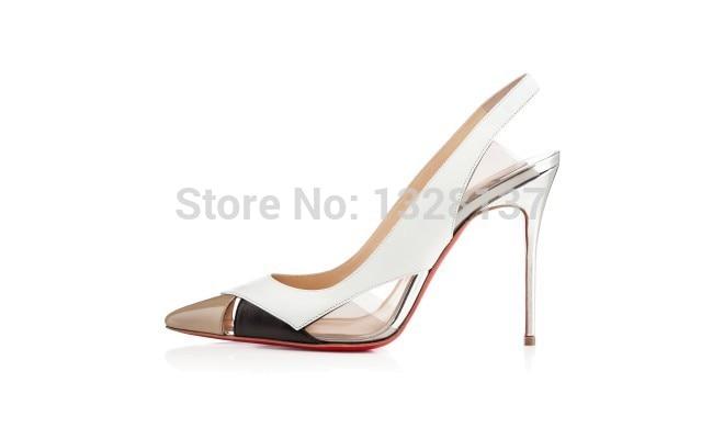 Popular White Slingback Heels-Buy Cheap White Slingback Heels lots