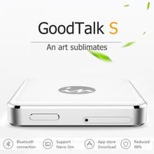 Bluetooth Multi Dual 2 Adaptador de Tarjeta Sim Doble Modo de Espera Sin Jailbreak para iPhone6//6 plus/6 s/6 s plus/5/4 iOS 7-10 Gmate Goodtalk S
