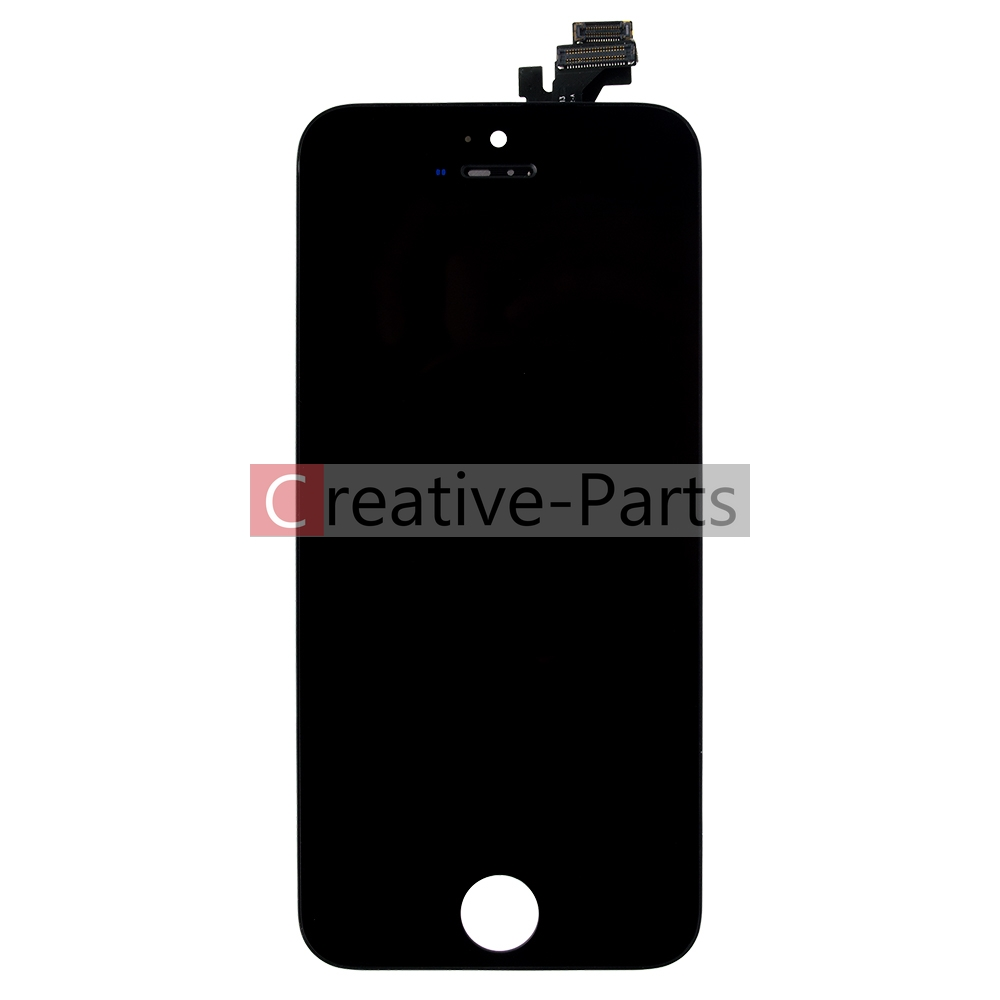 imágenes para Original LCD Para Apple iPhone 5 en Color Negro Con Pantalla Táctil de Cristal Digitalizador Asamblea piezas de Repuesto