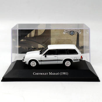 IXO Altaya 1:43 Chevrolet Marajo 1981 Diecast Models Toys Car Limited Edition Collection ixo altaya 1 43 scale ford mustang shelby gt 350h 1965 cars diecast toys models limited edition collection white