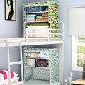 Студенческий шкаф-купе из нетканной стали  укрепленный стоячий органайзер для хранения  съемный шкаф для одежды  мебель