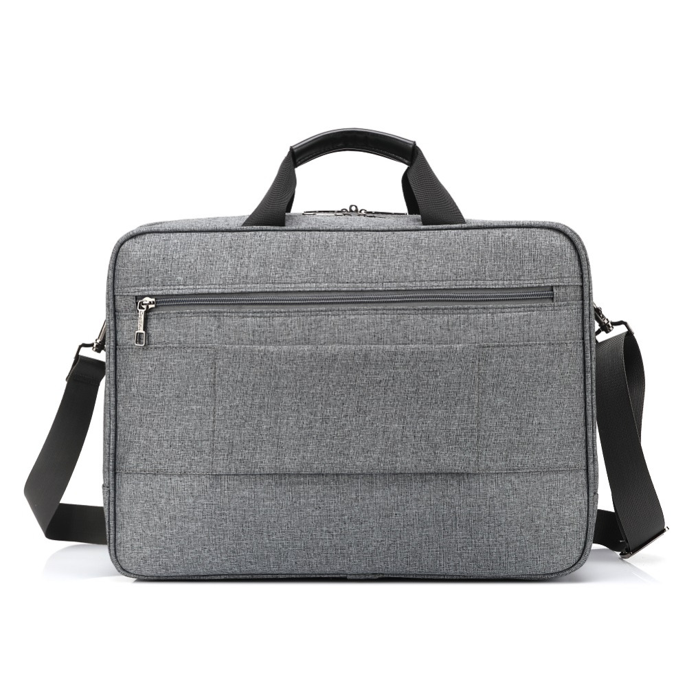 Image 2 - Coolbell Laptop Bag 15.6/15 Inch For Macbook Pro 15 Case Notebook Bag Laptop Messenger Sling Bag Laptop Briefcase-in Laptop Bags & Cases from Computer & Office