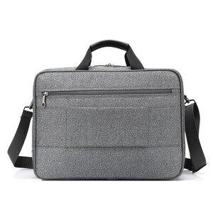 Image 2 - Coolbell Laptop Bag 15.6/15 Inch For Macbook Pro 15 Case Notebook Bag Laptop Messenger Sling Bag Laptop Briefcase