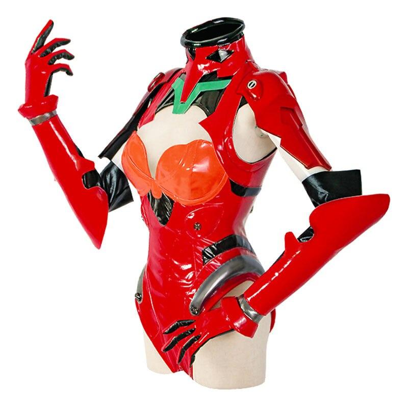 2019 nouveau costume de conduite chaude Anime néon genèse evangélie EVA Soryu Asuka Langley AYANAMI REIREIAYANAMI costume de Cosplay