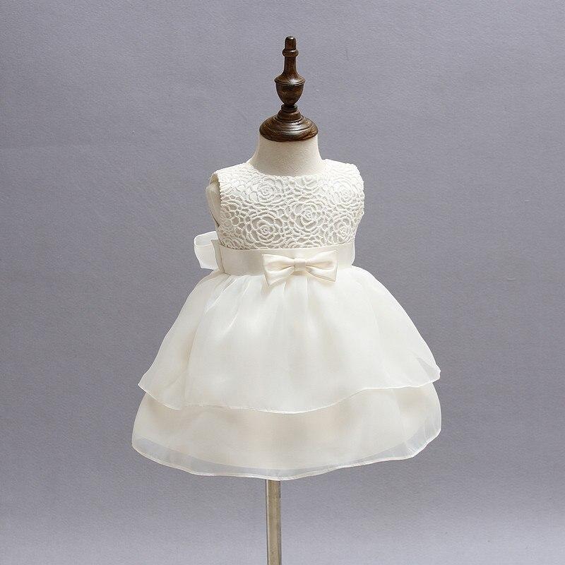 1 2 jahre Baby Mädchen Geburtstag Kleid Vintage Kleines Mädchen Baby ...