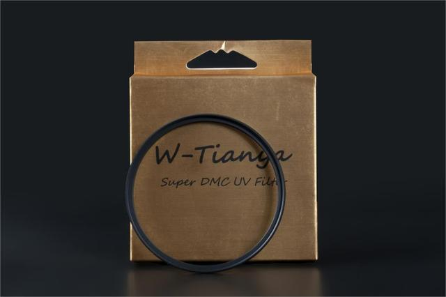 Tianya 37 40.5 43 46 49 52 55 58 62 67 72 77 82 мм супер DMC Ultra Slim MC UV фильтра объектива протектор для DSLR камеры объектива